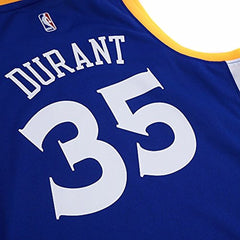 quality design b012e 4ff4c Adidas NBA Women's Golden State Warriors Kevin Durant Official Road Replica  Jersey