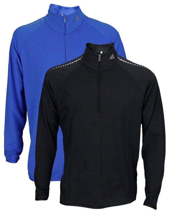 Adidas Golf Men's TaylorMade Puremotion Tour 1/2 Zip Pull Over Sweater Shirt