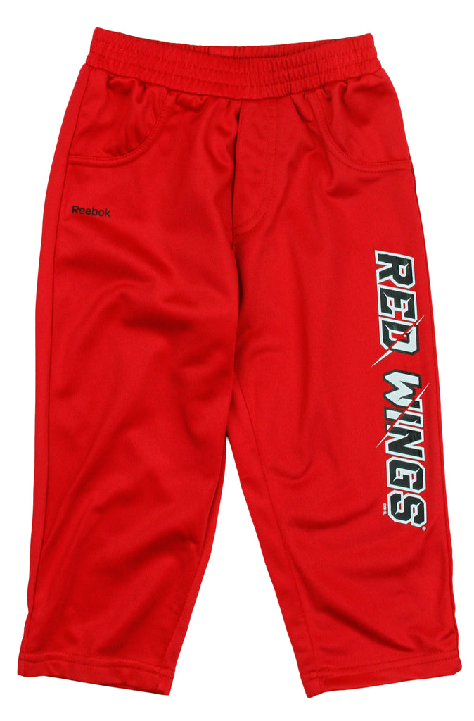 1ddbc7260 Reebok NHL Hockey Toddlers Detroit Red Wings Power Play Pants and Shirt Set