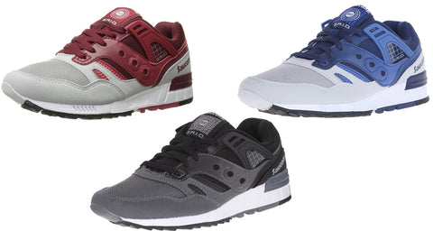 Saucony Men's Grid SD Classic Retro Sneaker