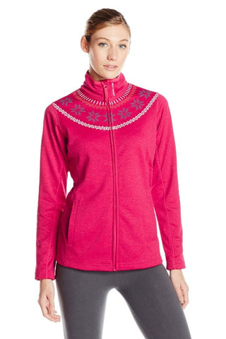 Helly Hansen Women's Graphic Fleece Jacket - Many Colors