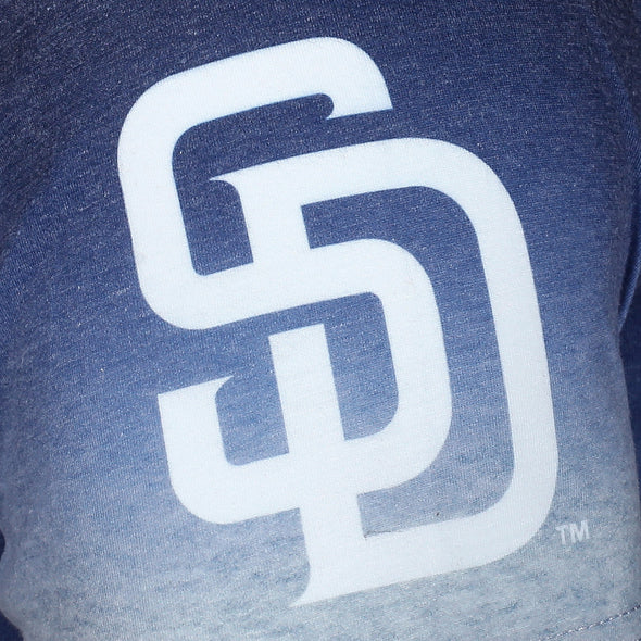 Forever Collectibles MLB Men's San Diego Padres Gradient Tee