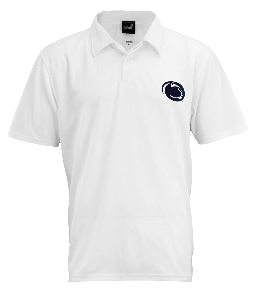 947a0df2a NCAA Men s Penn State Nittany Lions Short Sleeve Performance Polo Shirt