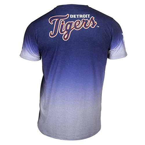 Forever Collectibles MLB Men's Detroit Tigers Gradient Tee