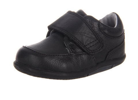 Stride Rite Infant SRT Ross Dress Shoe, Black