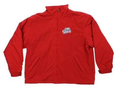 57TH NHL All-Star Game 2009 Montreal Mens Vintage Mid Weight Jacket, Red
