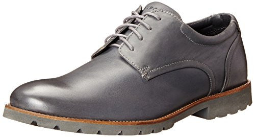Rockport Men's Sharp & Ready Colben Lace Up Dress Oxford Shoes, 3 Colors