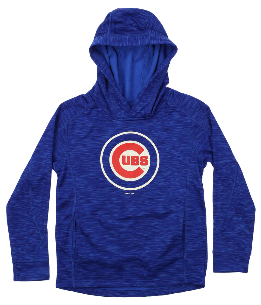 ADIDAS * CHICAGO CUBS * HOODIE * YOUTH MEDIUM