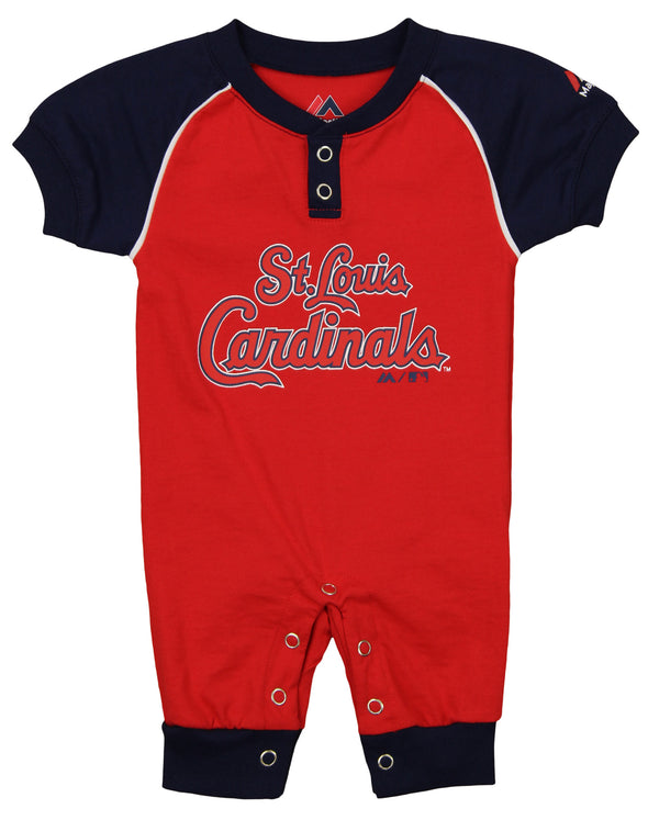 Outerstuff MLB Infant St. Louis Cardinals Game Time Coverall