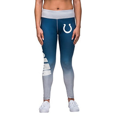 2c90ae32 Forever Collectibles NFL Women's Indianapolis Colts Gradient 2.0 Wordmark  Legging