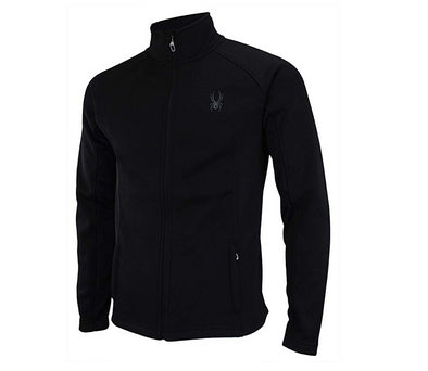 Spyder Men's Constant Full Zip Sweater, Color Options