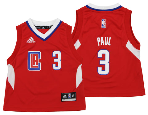 878a67d4a66 Adidas NBA Toddlers Los Angeles Clippers Chris Paul  3 Away Replica Jersey