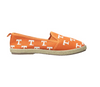 FOCO NCAA Women's Tennessee Volunteers Espadrille Canvas Slip On Shoe