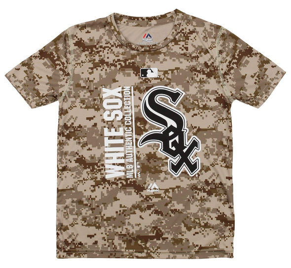 Outerstuff MLB Youth Chicago White Sox Short Sleeve AC Team Icon Tee