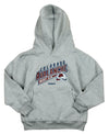 Reebok NHL Kids Colorado Avalanche Hockey Club Fleece Hoodie - Grey