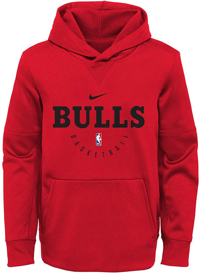 Nike NBA Basketball Youth Chicago Bulls Spotlight Pullover Hoodie