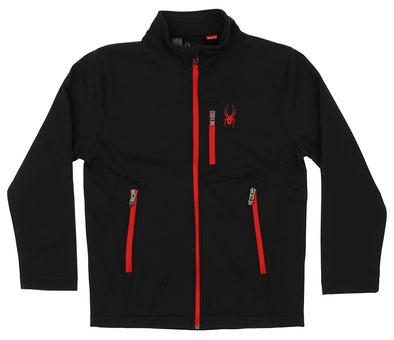 Spyder Boys Youth Boys Softshell Jacket