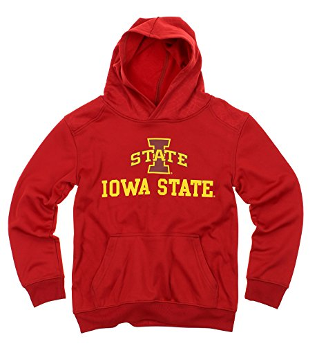 NCAA Youth Iowa State Cyclones Performance Hoodie