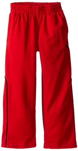 Puma Kids Training Pants 1 Lounge Pant Sweatpants - Red
