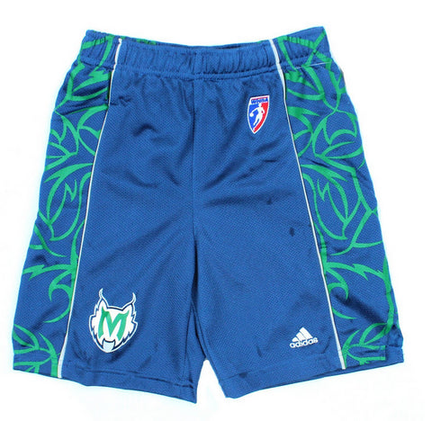 WNBA Women's Minnesota Lynx Team Color Replica Basketball Shorts, Blue