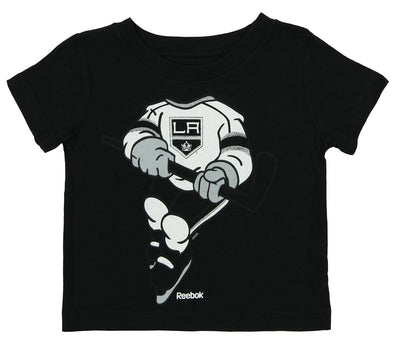 NHL Infants Los Angeles Kings Dream Hockey Short Sleeve Tee, Black