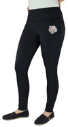 NFL Football Juniors Women's Cincinnati Bengals Unbreakable Tight Leggings, Black