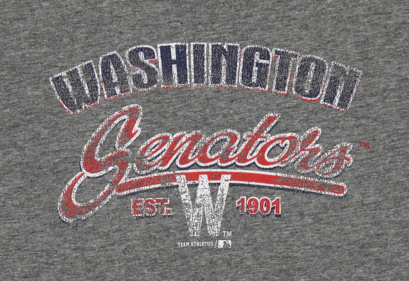 Outerstuff MLB Youth Washington Senators Short Sleeve Copperstown Tee