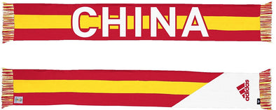 Adidas China 2014 FIFA World Cup Authentic Jacquard Team Scarf