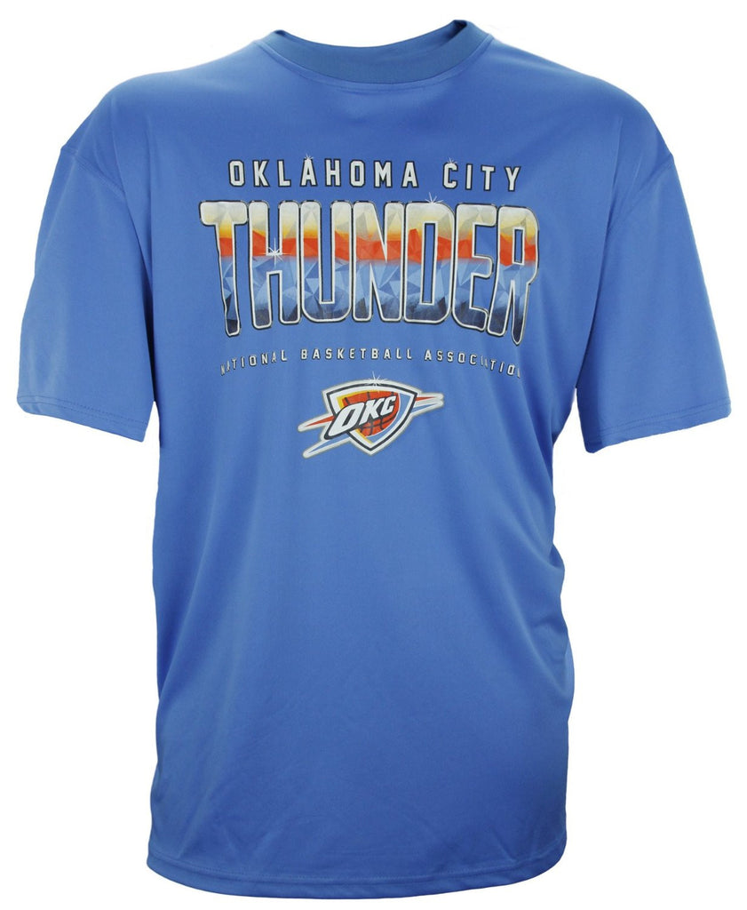 860cb12c1 Zipway NBA Basketball Big Men s Oklahoma City Thunder Team Tee T-Shirt