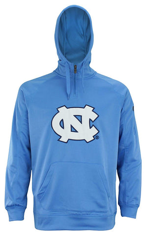 "Outerstuff Men's NCAA North Carolina Tar Heels ""Fan Basic"" 1/4 Zip Hoodie"