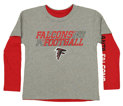 Outerstuff NFL Kids Atlanta Falcons United 3 in 1 Combo Pack