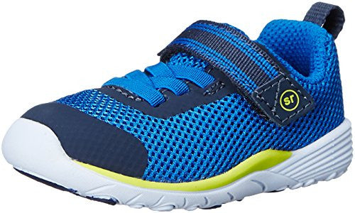 Stride Rite Toddler SRTech Dimitri Sneaker, Royal