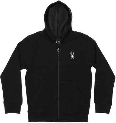 Spyder Kids (4-7) Full Zip Hoodie, Color Options