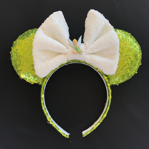 Tinkerbell Sequin Ears