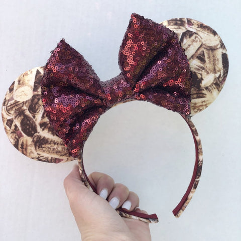 Wine Cork Mouse Ears