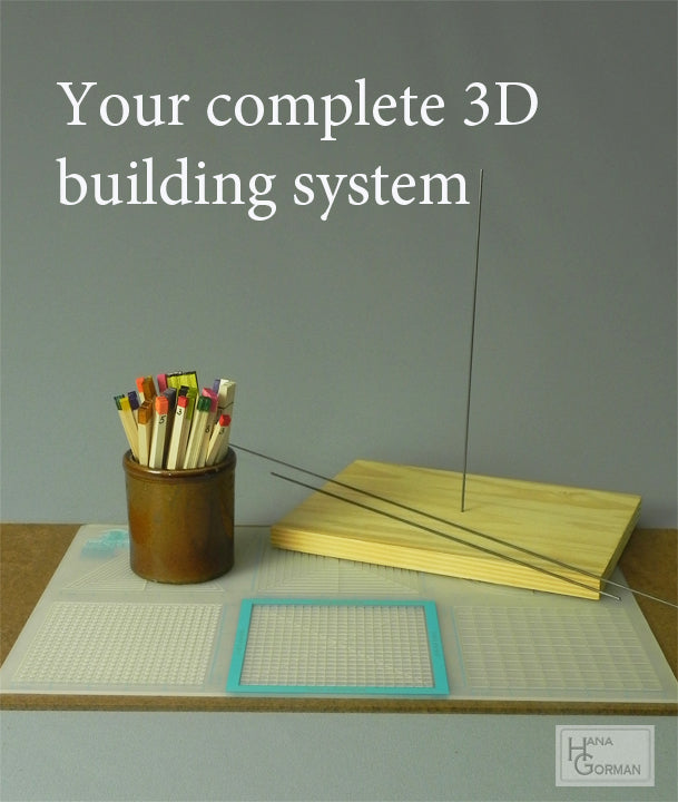 Your complete 3D building system