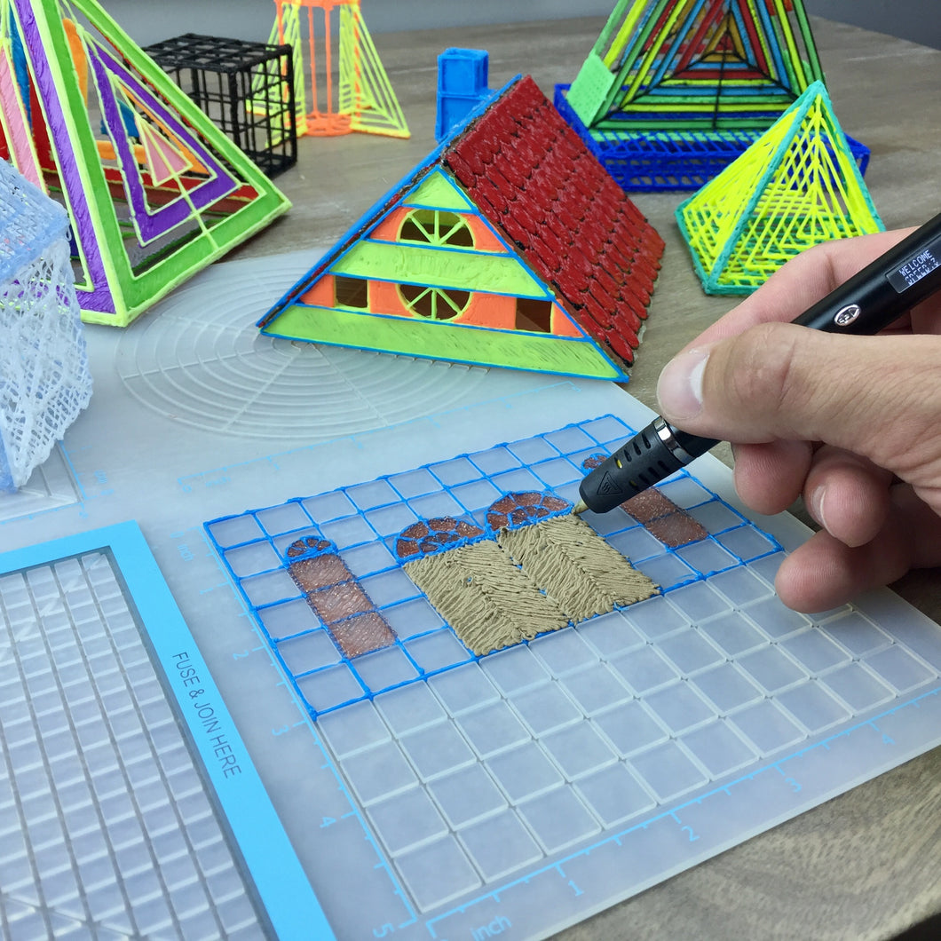 3Dmate BASE Multi-Purpose 3D Design Mat for 3D Printing Pens