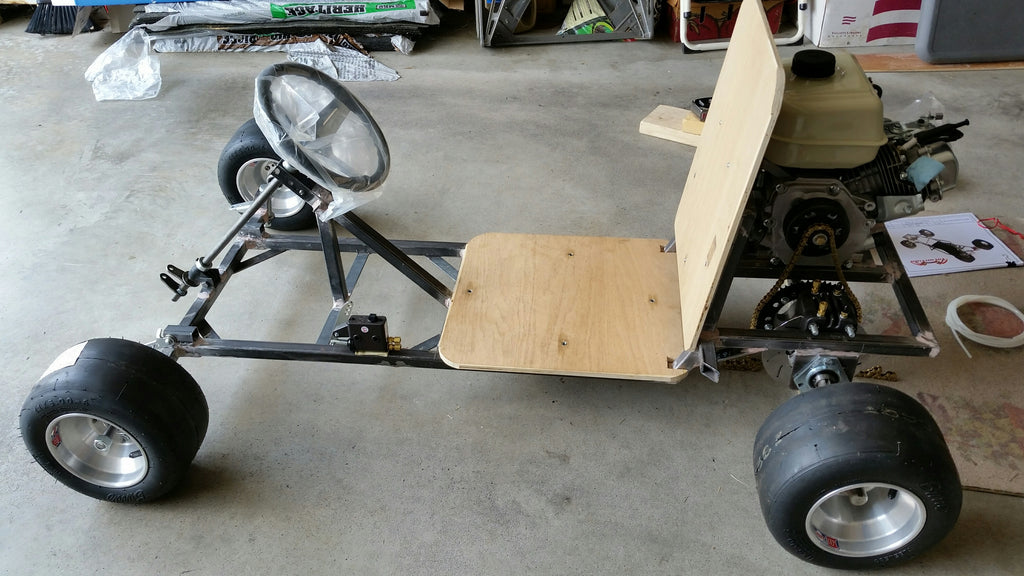 Custom Go Kart Build – Affordable Go Karts