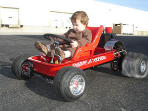 Radio Flyer Go Kart