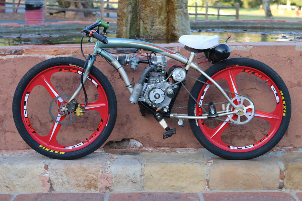 212cc Predator Beach Cruiser Race Bike