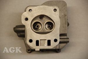 Cylinder Head, 14cc, Ported & Milled