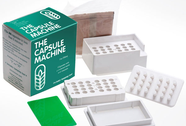 Capsule Machine - Make Your Own Capsules at Home