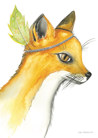 FUDGE- the fox