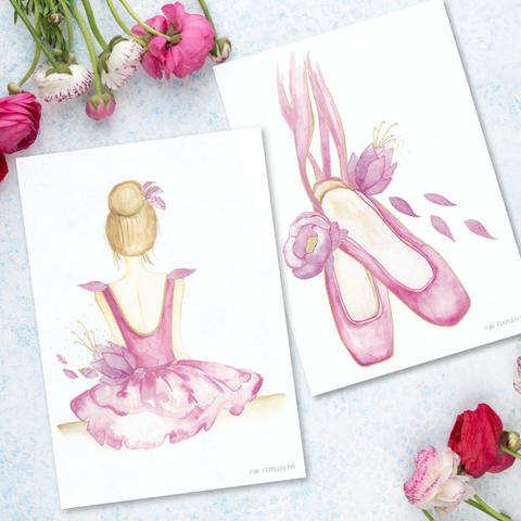 PRIMA BALLERINA COLLECTION