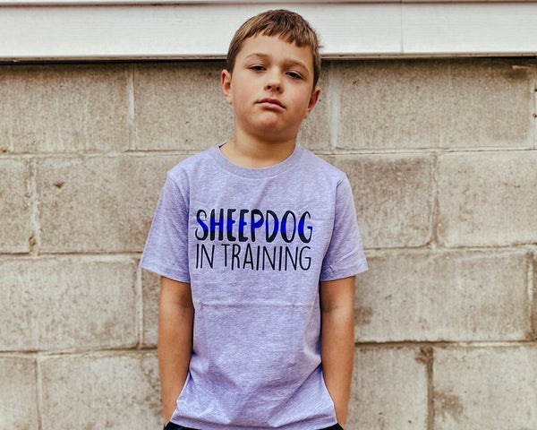 Sheepdog In Training © - Toddler/Youth T-Shirt