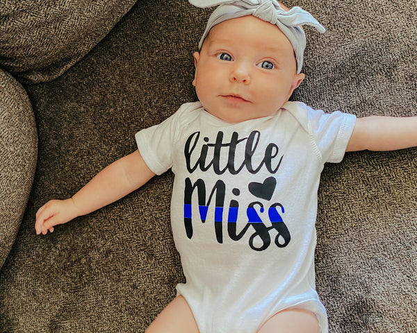 Little Miss TBL © - Infant Bodysuit