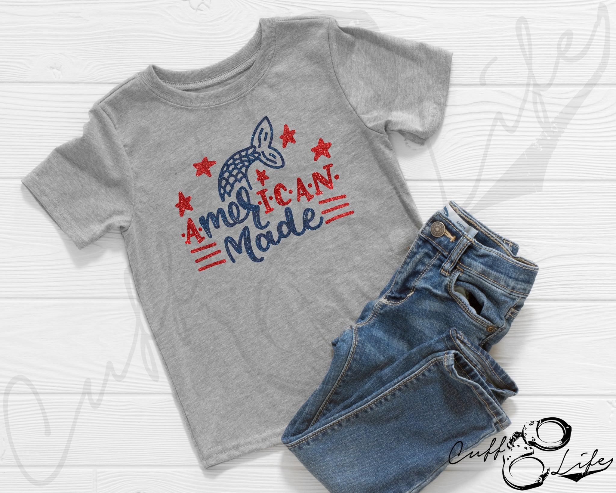American Made - Toddler/Youth T-Shirt
