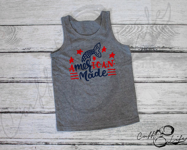 American Made - Toddler/Youth Tank