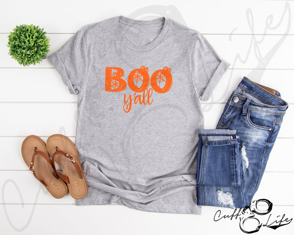 Boo Y'all © - Unisex T-Shirt