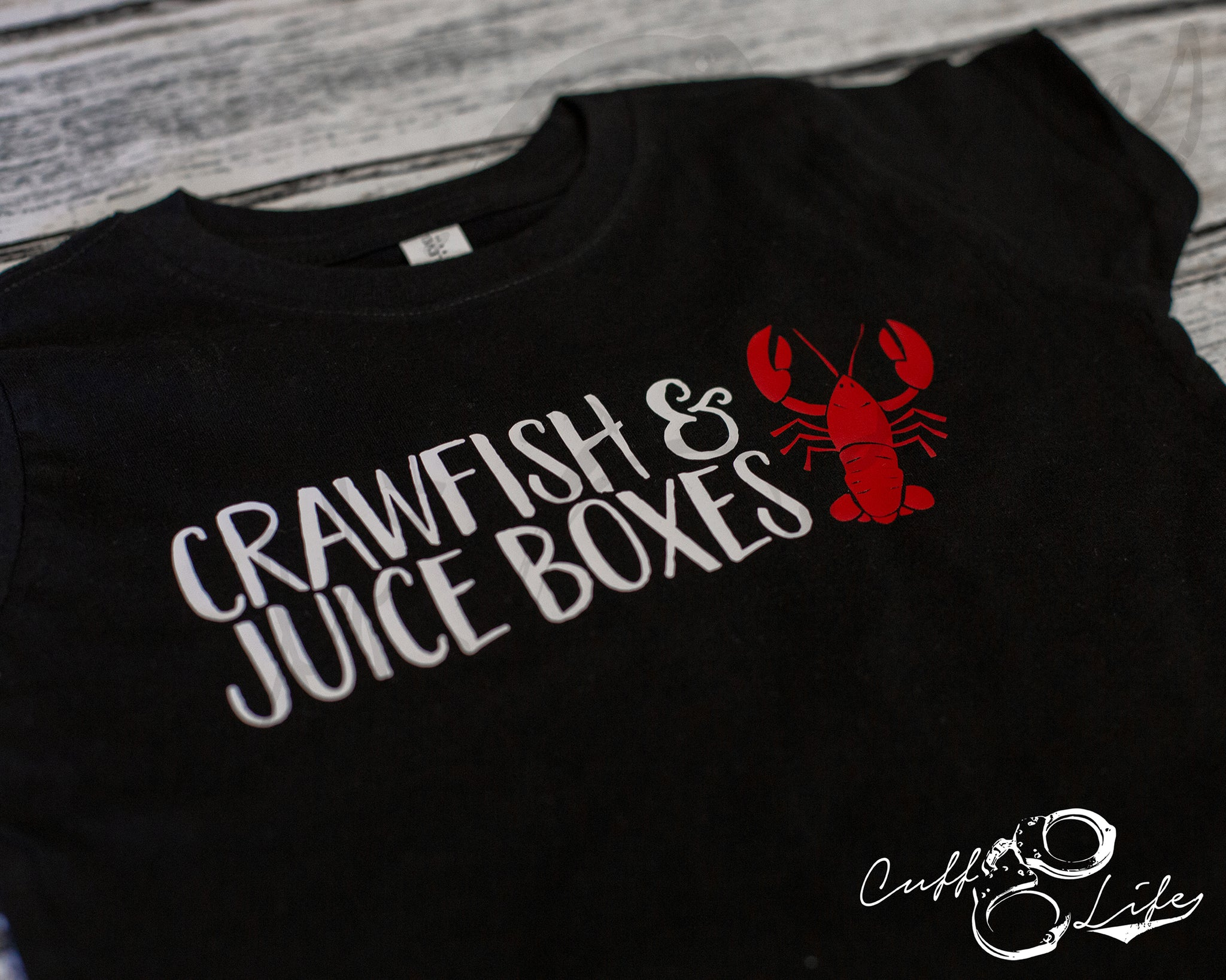 Crawfish & Juice Boxes © - Toddler/Youth T-Shirt
